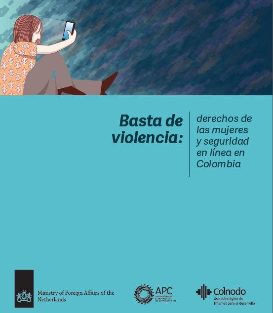 Gr�fica alusiva a Investigaci�n sobre violencias digitales contra las mujeres en Colombia